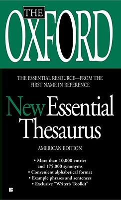 The Oxford New Essential Thesaurus By Oxford University Press (COR)